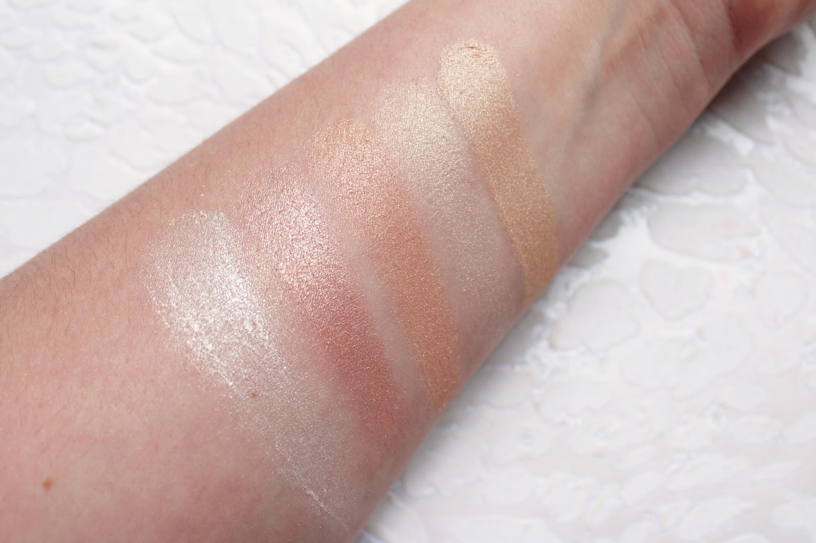 Highlighters for Lighter Skin Tones