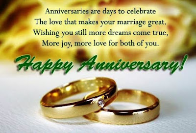 Wedding Anniversary Wishes for Parents Quotes