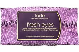 tarte fresh eyes makeup remover wipes
