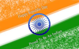 Tricolor Whatsapp DP for Republic Day 2019