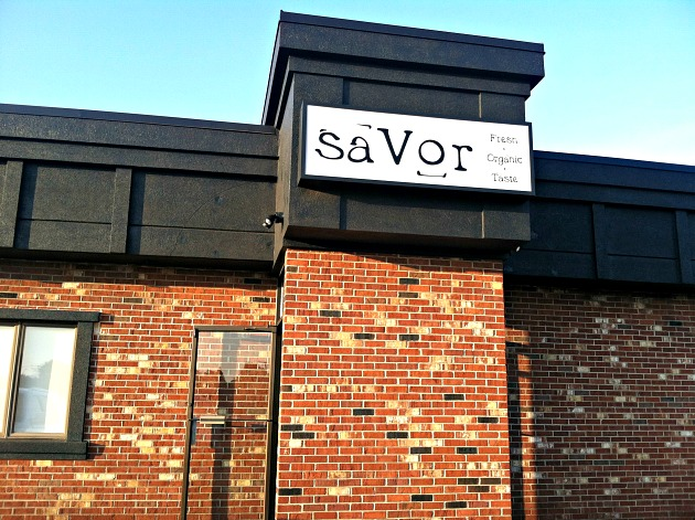 Savor Restaurant Review {Fresh - Organic - Local} in Canton, Ohio