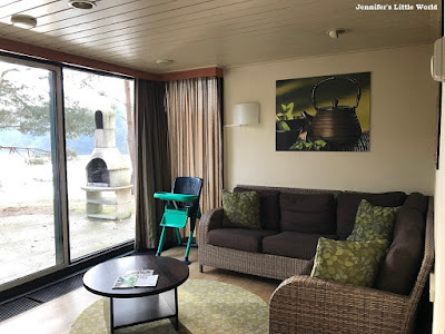 VIP Accommodation at Center Parcs De Vossemeren