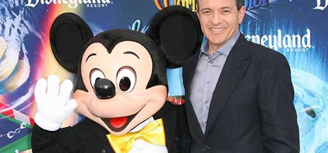 Disney's CEO Bob Iger