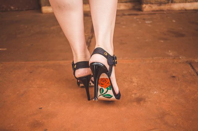 look com babados, look total carmen steffens, carmen steffens, roupas carmen steffens, blog camila andrade, blogueira de moda  em ribeirão preto, fashion blogger em ribeirão preto