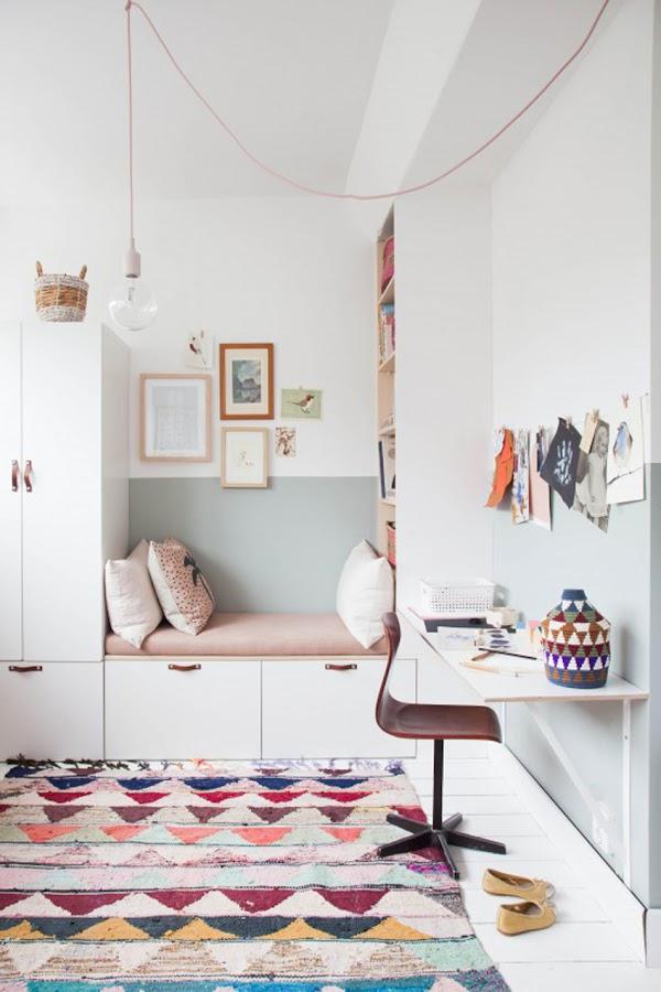 armario dormitorio niña
