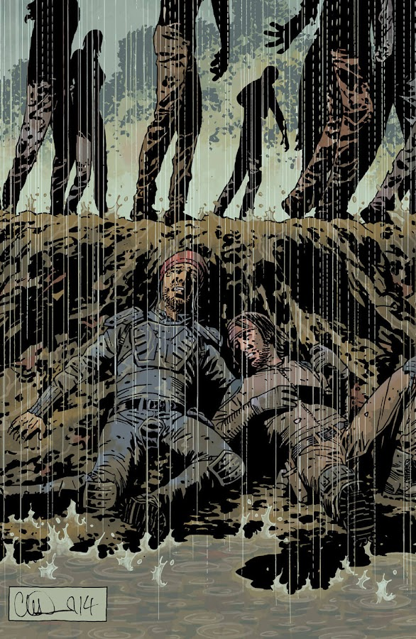 the walking dead whisperers war comic