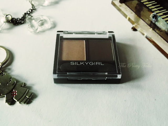 silkygirl double intense duo eyeshadow mocha latte review
