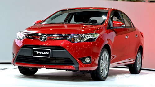 All-new Toyota Vios Indonesia