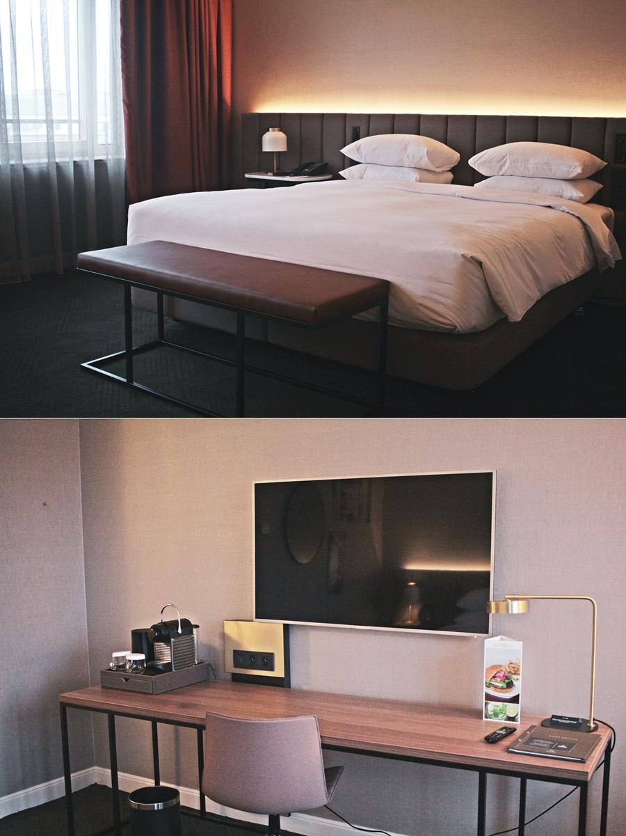 zimmer brussel hotel