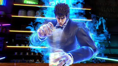 Fist Of The North Lost Paradise Game Screenshot 5