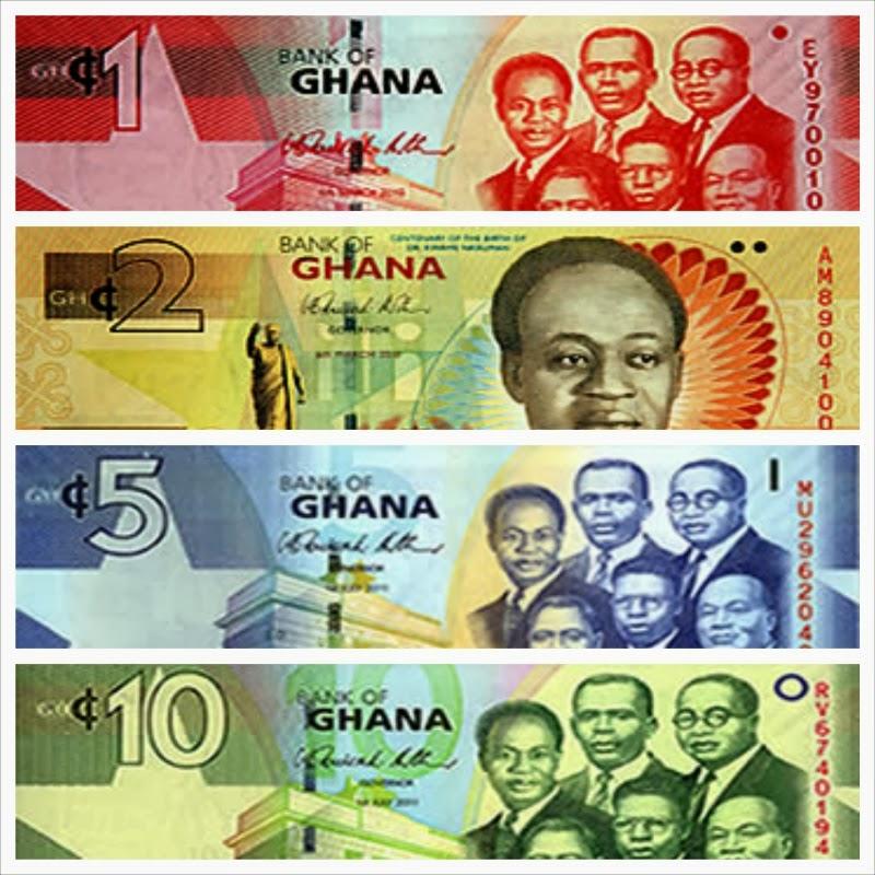 Forex exchange rate ghana