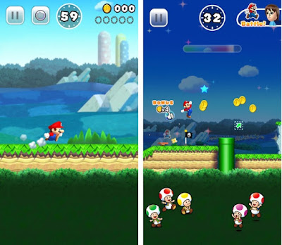 Game Super Mario Run Alami Kegagalan?
