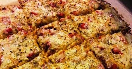 Leivinjauhe Pizzapohja