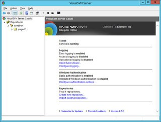 VisualSVN Server Enterprise 3.8.0 Full Patch
