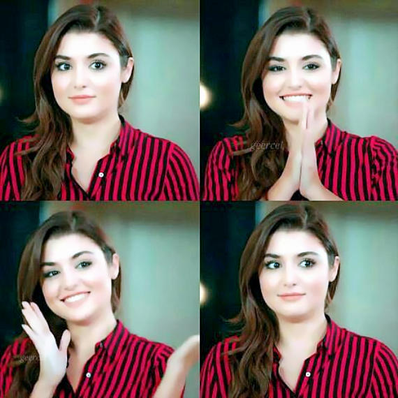 Hande Ercel Cute Expressions