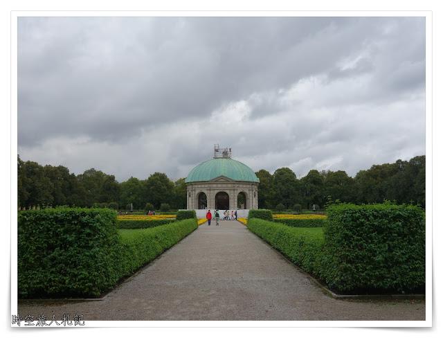 慕尼黑王宮