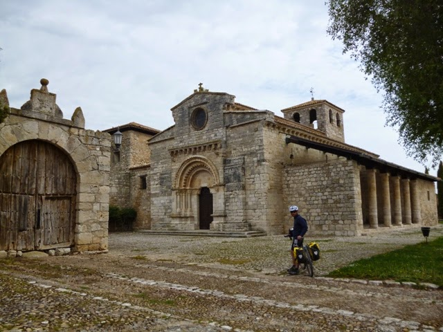 Iglesia de Santa María. Wamba