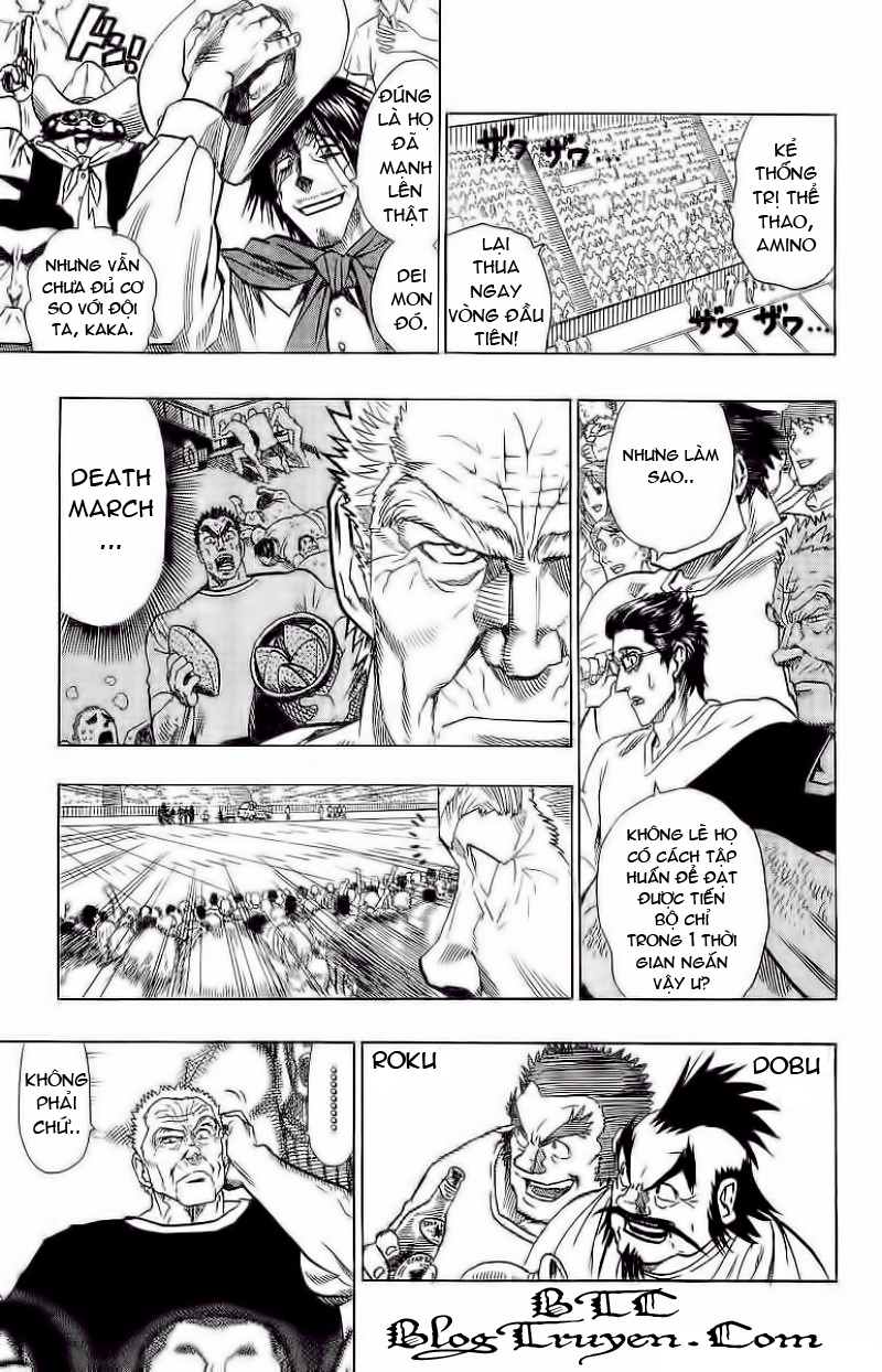 Eyeshield 21 chapter 99 trang 10