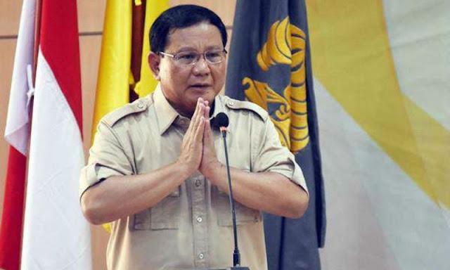 Isu Prabowo Rayakan Natal Bersama Keluarga Besar Hoax, Ini Buktinya!