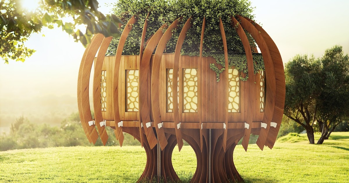 Shedworking Quiet Mark Treehouse Moves Permanently To Kew