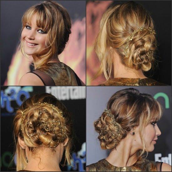Surprising Hair Style Hunger Games Hairstyles Short Hairstyles Gunalazisus