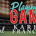 Cover Reveal - Excerpt + Giveaway - Playing the Game by Karen Frances