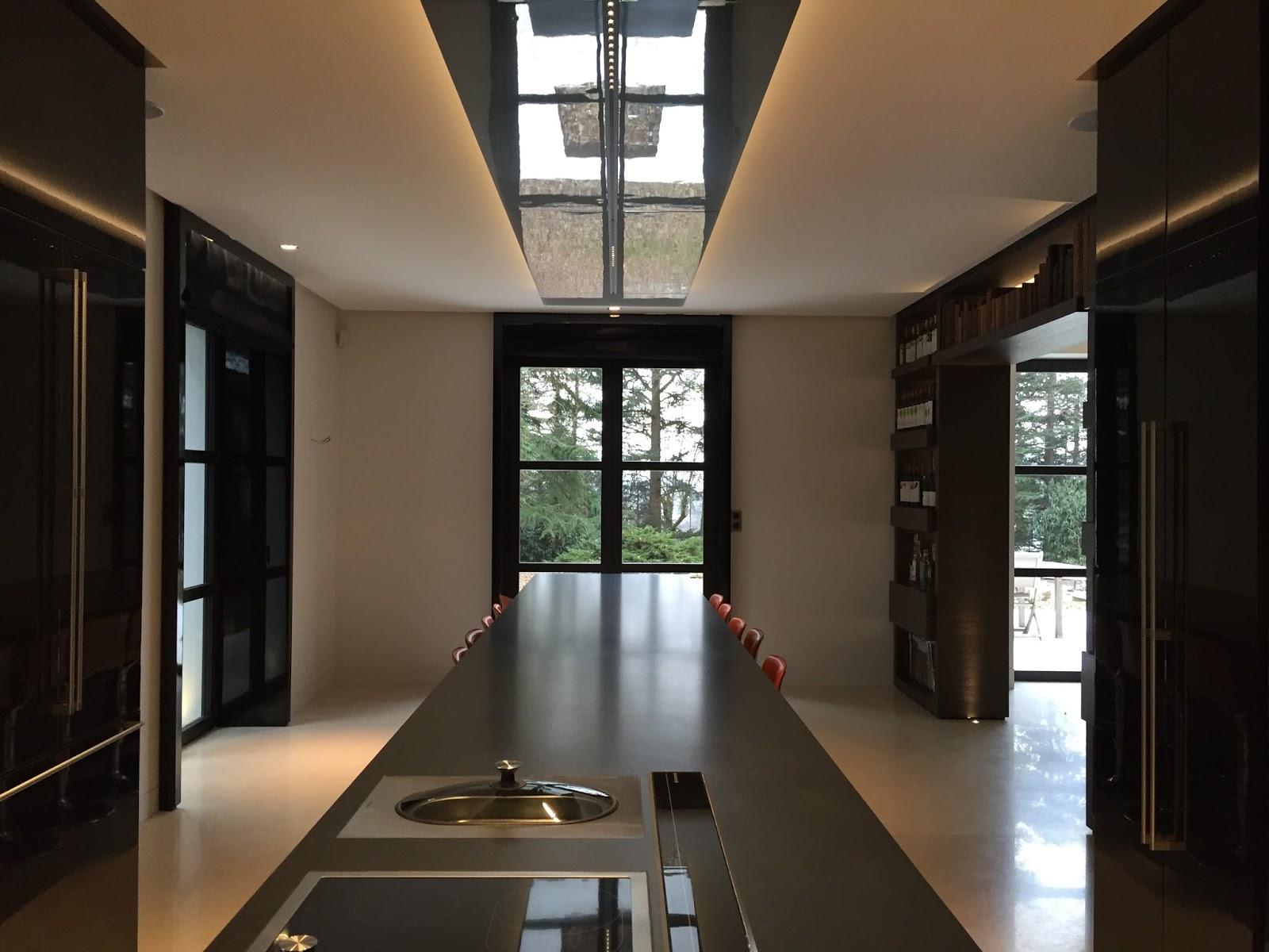 Gc architecture int rieure maison k photos fin de chantier for Architecture interieure maison