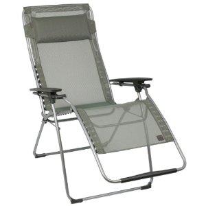 Lafuma Futura Xl Zero Gravity Chair Kids Hair Cutting Chairs Clipper Mesh Outdoor Recliner Forest