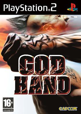 God Hand 2007 PS2 PAL Spanish