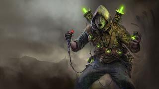 Wasteland 2 PS Vita Background