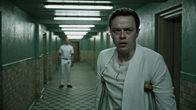 Fotograma de la película: La cura del bienestar (2016)