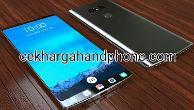 Handphone Terbaru LG V30 Akan Menghadirkan Dual Kamera Depan Belakang