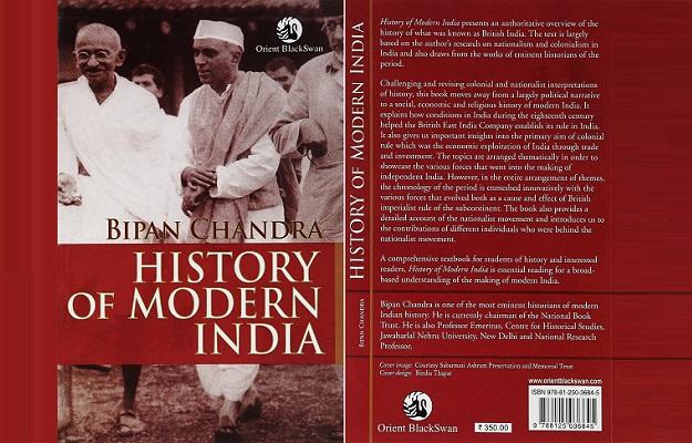 Modern India By Bipin Chandra Ebook