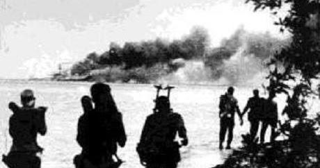 El Rastro del Invasor. Biografía del Che Guevara: LA INVASIÓN DE BAHÍA DE COCHINOS. SEGUNDA FASE
