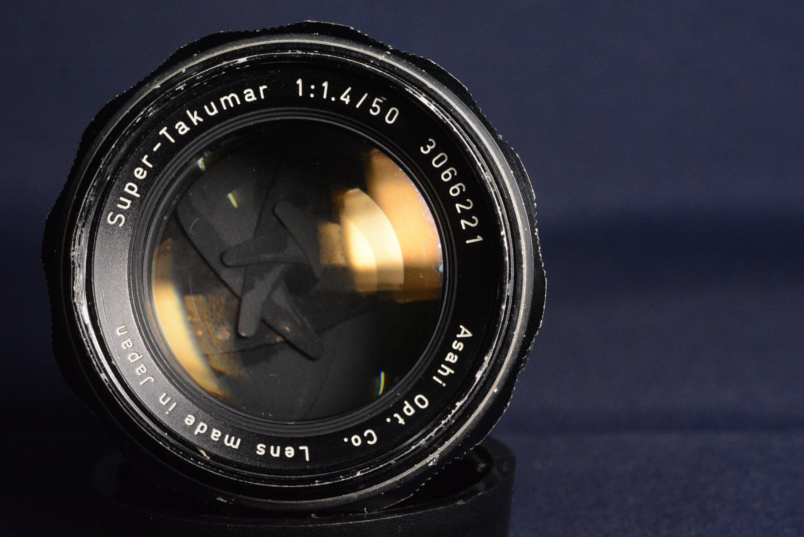 Super Takumar 50mm f/1 4: Which Version? | Lens Shatter By