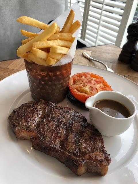 voco st davids admiral hotel cardiff steak