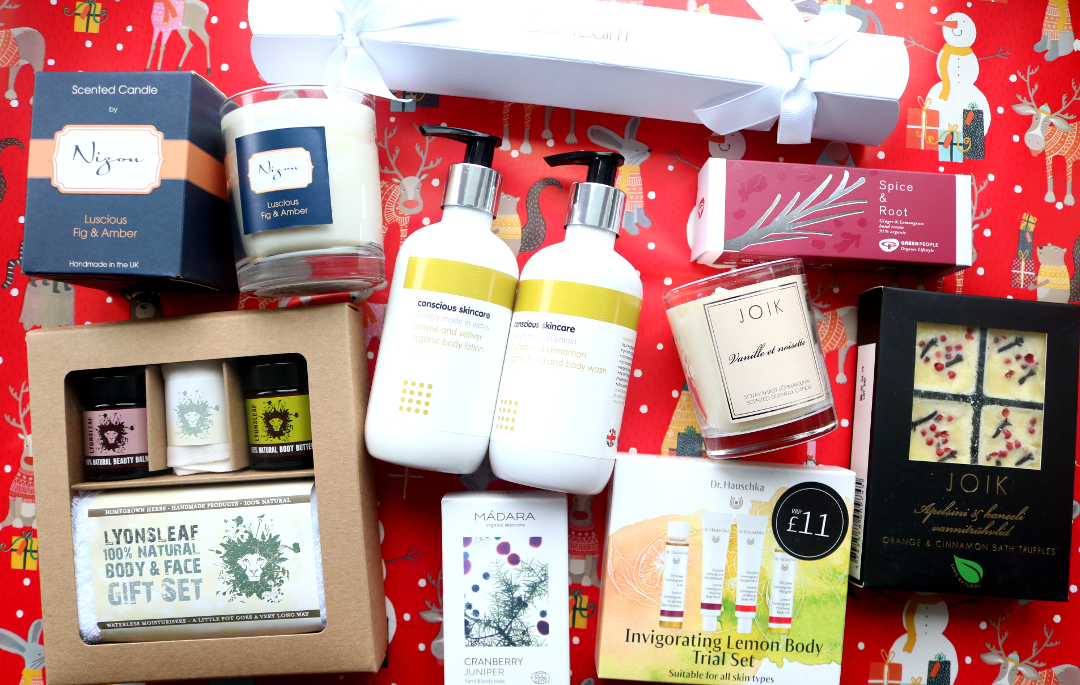 Budget Friendly Green Beauty Stocking Fillers & Gifts Under £15