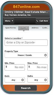 847online.com - поиск недвижимости в Чикаго и пригородах