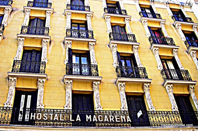Hostal Macarena, Madri