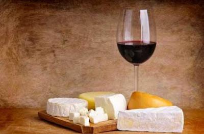 Κρασί και τυριά
