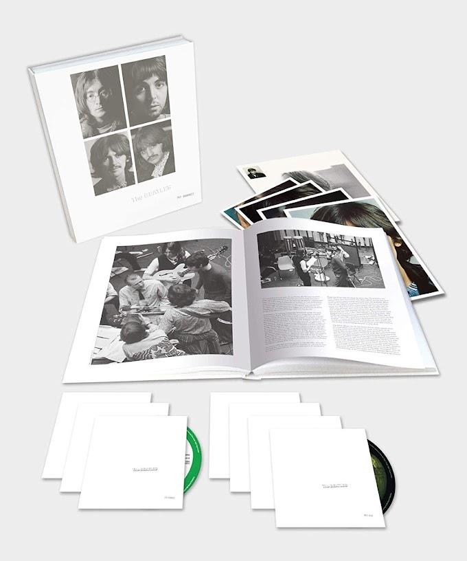 アルバム『The Beatles』50周年記念盤 2018年11月9日世界同時発売