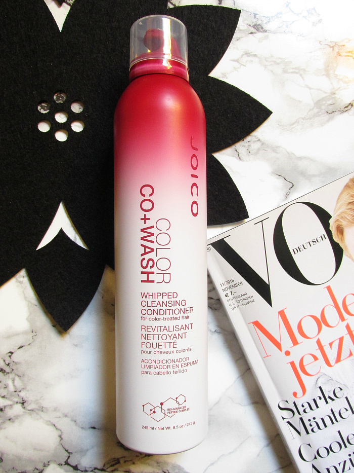 Review: JOICO CO+WASH Color Whipped Cleansing Conditioner coloriertes Haar
