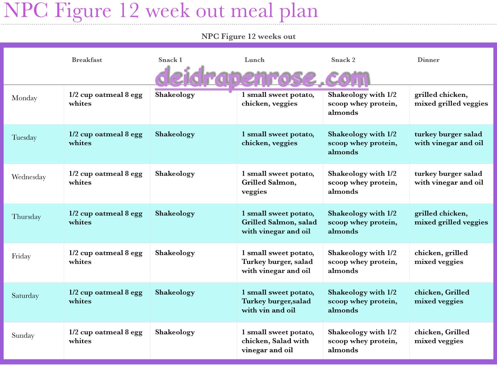 @ Best 97+ Bikini Body Diet Plan Kayla   1 Day Cleanse ...