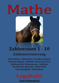 Zahlen Schreiblehrgang Mathematik 1.Klasse PDF