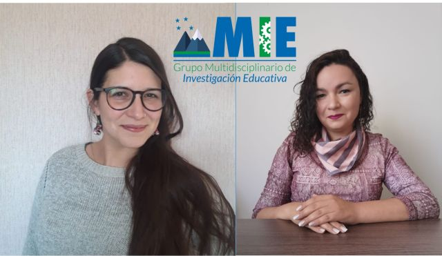Marcela Silva y Catalina Iturbe, Grupo MIE