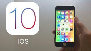 Marketing kampány iOS 10 Apple iPhone