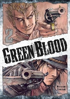Masasumi Kakizaki - Green Blood t.2