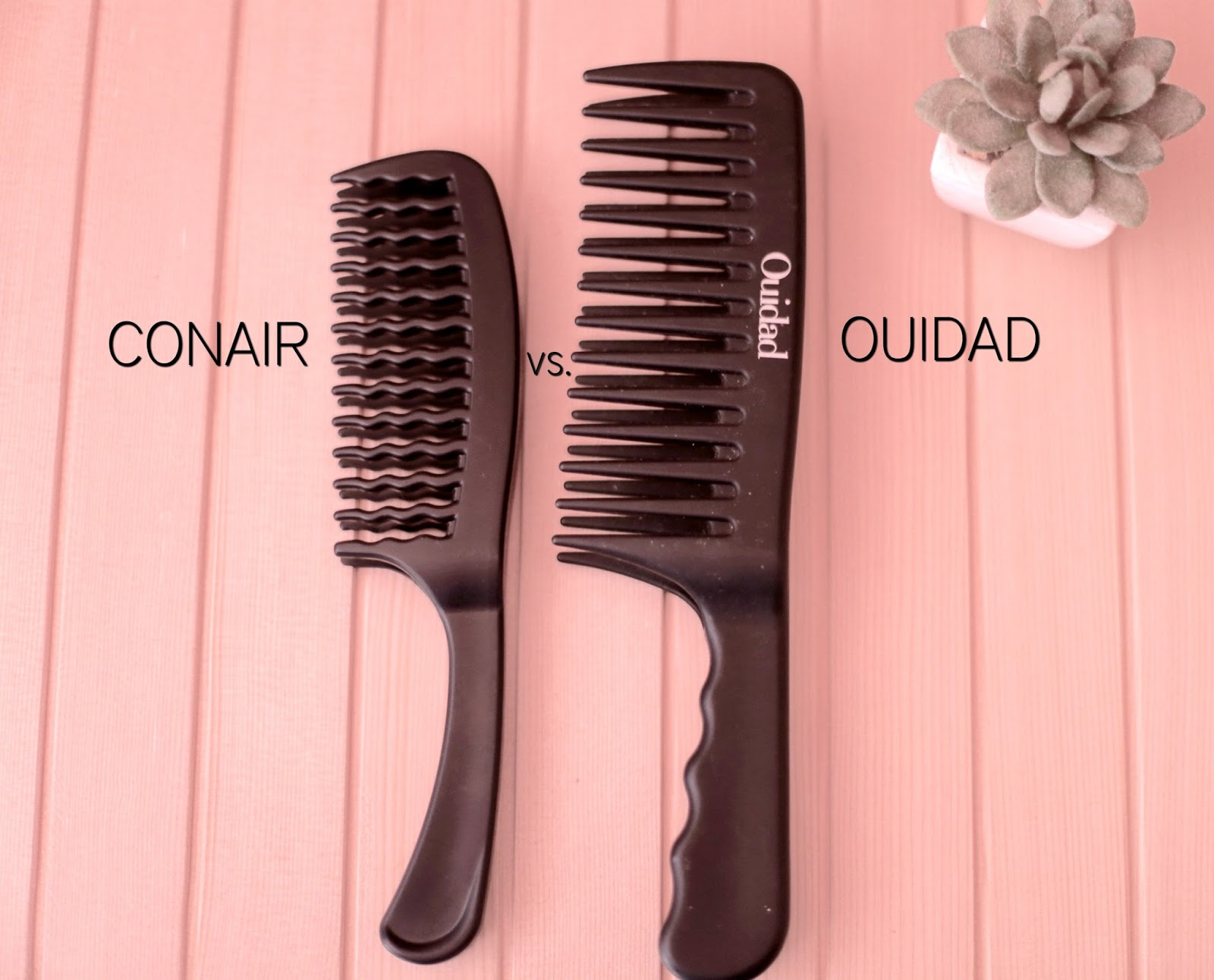 Battle Of The Double Rowed Super Detangling Combs