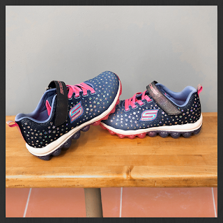 Skechers Skech Air Star Jumper Girl's Running Shoes