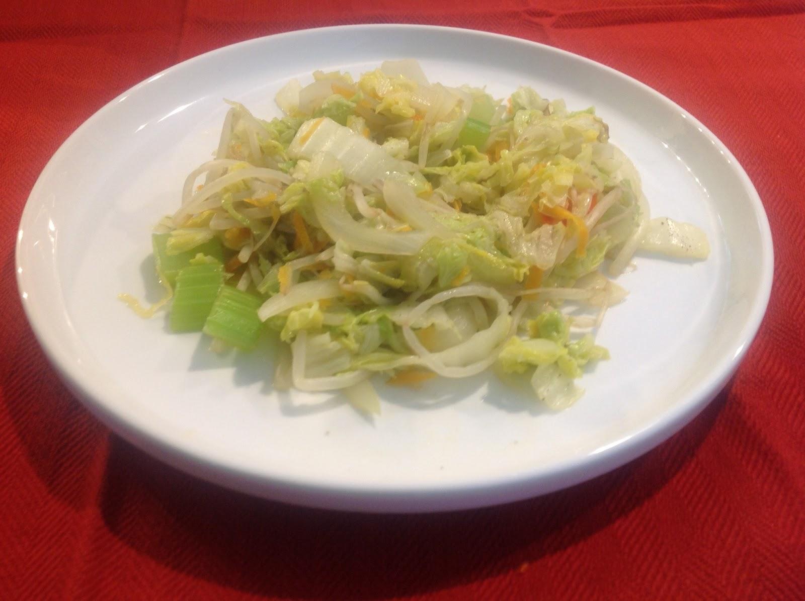 Gluten Free A-Z : Vegetable Chow Mein